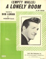 Bob Luman - (Empty Walls) A Lonely Room